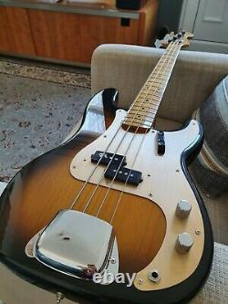 Fender Classic Series'50s Precision Bass Guitar MIM