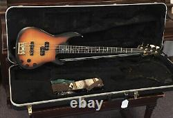 Fender Contemporary Precision Bass LYTE Flamed Maple UPGRADE NITRO 1993-94
