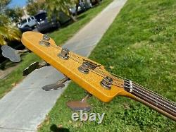 Fender Custom Shop'60 Jazz Journeyman Bass Signed by CW Fleming Relic