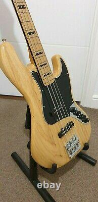 Fender Deluxe Active Jazz Bass. MIM. Immaculate