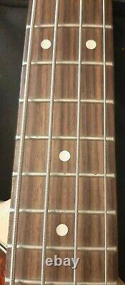 Fender Highway One Precision Bass Guitar Lacquer Finish USA Made FREE P&P