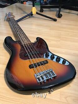 Fender Jazz Bass V Deluxe Active