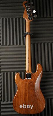 Fender Ltd. Edition American Vintage'58 Precision Bass Roasted Ash Natural