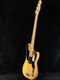 Fender Made In Japan Traditional Original 50s Precision Bass -Butterscotch Blond
