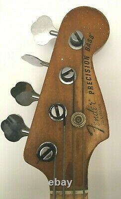 Fender Precision Bass,'77/'78 serial no. S896544