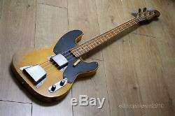 Fender Precision Bass Guitar Custom Build'51 P-Bass Nitro Relic
