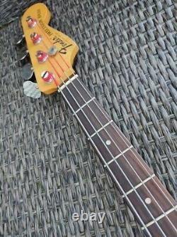 Fender Precision Nate Mendel Signature Bass Guitar