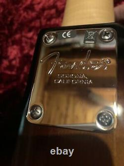 Fender Select Precision Bass Sunburst