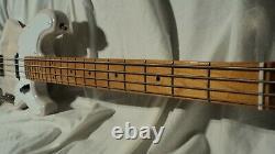 Fender Squier Classic Vibe'50s Precision Bass, White Blonde, Maple. Pine body