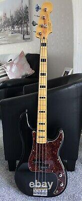 Fender Squier Classic Vibe 70's Precision Bass Cond Is excellent & home use only