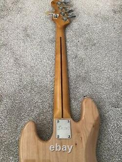 Fender Squier Classic Vibe'70s Jazz Bass V, Natural, Maple