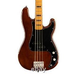 Fender Squier Classic Vibe 70s Precision Bass, Walnut, Maple Neck