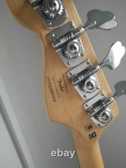 Fender Squire Vintage Modified Jaguar Bass Special (Upgraded)