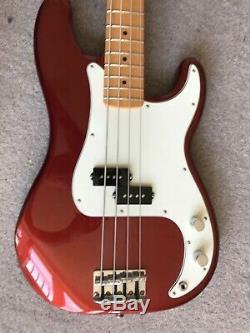 Fender Standard Precision Electric Bass Guitar (2017)