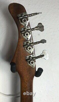 Fenton Weill Dualmaster vintage Bass guitar. Burns British made