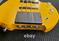 FingyBass Travel Bass Electric Guitar by MihaDo