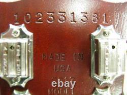 GIBSON 2013 Model Electric GUITAR CHERRY RED USA Original Case
