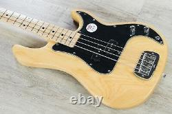 G&L Tribute LB-100 4-String Electric Bass, Maple Fingerboard Natural
