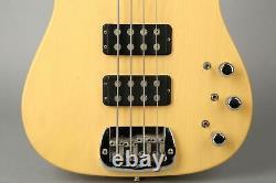 G&L USA Asat Bass- 1992 Butterscotch Blonde