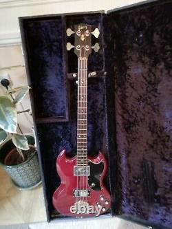Gibson E B 3 Short Scale Bass