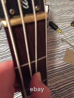 Gibson Victory Artist Bass 81