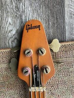 Gibson grabber bass