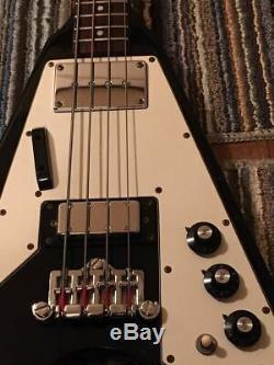 Greco Flying V Bass Guitar 1978 JAPAN VINTAGE FVB maintenance completed MINT