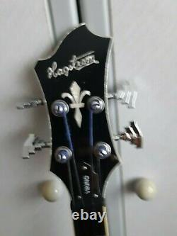 Hagstrom viking bass guitar