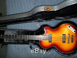 Hofner H500/2 Club Electric Bass Guitar