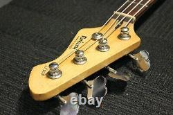 Hohner Rockwood LX90B Electric Bass Guitar Setup & Serviced
