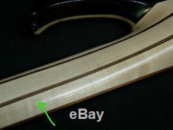 IBANEZ BTB846V ABL 6 STRING ELECTRIC BASS GUITAR NECK THRU BODY Bartolini Pickup