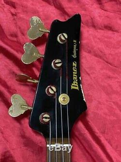 Ibanez DT670 Destroyer II Japan Vintage 1984 Electric Bass Guitar