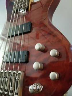 Ibanez Electric Bass Guitar Series BTB 5 String