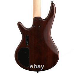 Ibanez GSR200B Gio Bass Guitar, Walnut Fade GSR200B-WNF