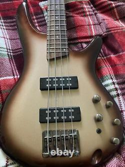 Ibanez SG bass guitar used