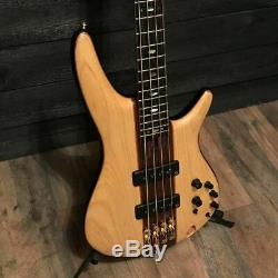 Ibanez SR1300 Premium 4 String Electric Bass Guitar with Gigbag