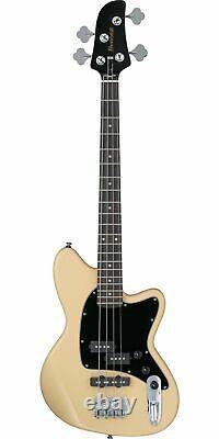 Ibanez TMB30-IV Talman Short Scale Bass Guitar, Ivory