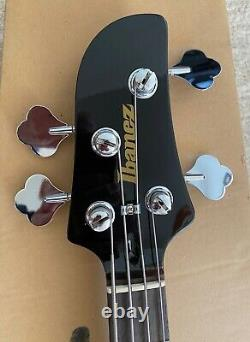 Ibanez Talman TMB30 BK Bass Guitar Black short scale