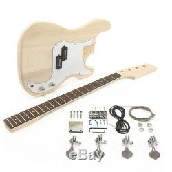 LA Electric Bass Guitar DIY Kit