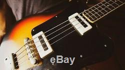 MUSIMA DE LUXE 25 Vintage GUITAR JAZZ MASTER JAGUAR Bass RARE DDR GDR USSR Relic