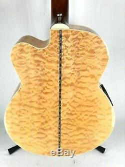 Michael Kelly FF-FLB5 Firefly 5-String Acoustic Electric Bass Guitar (PB1014793)