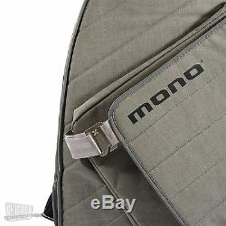 Mono M80 Series Electric Bass Guitar Sleeve Gig Bag Case Ash