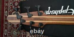 Peavey Grind Bass 6 NTB 6 String Bass + Case