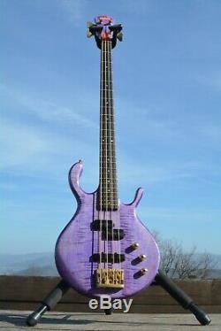 Pedulla MVP 4 Electric Bass Guitar