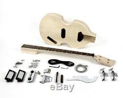 Pit Bull Guitars HB-4 Electric Bass Guitar Kit