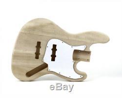 Pit Bull Guitars JB-4 Electric Bass Guitar Kit