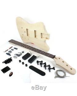 Pit Bull Guitars TB-4 Electric Bass Guitar Kit