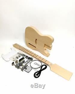 Pit Bull Guitars TLB-4M Electric Bass Guitar Kit