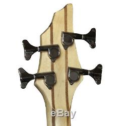 RRP £729 Buy Now £399 Tanglewood Canyon II 2 Long Scale Electric Bass Guitar