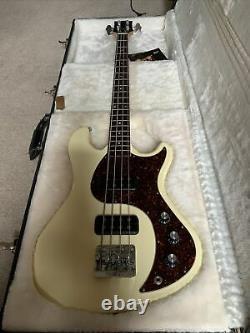 Rare Gibson EB Bass Guitar + Original Hard Shell Case
